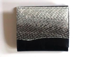 Atson V-300 - Isländische Leder Brieftasche - Kartenetui