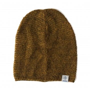 KIDKA 073 Dünnes Woll-Beanie