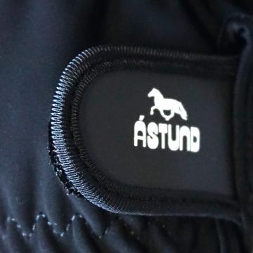 Reithandschuhe - ÁSTUND Action - schwarz