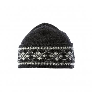 VARMA 040 Isländische Mütze - grau