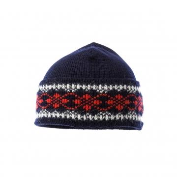 VARMA 041 Isländische Mütze - blau