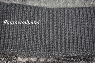 Wollmütze - Island-Schafe - Grau