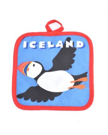 Topflappen Iceland - Papageientaucher