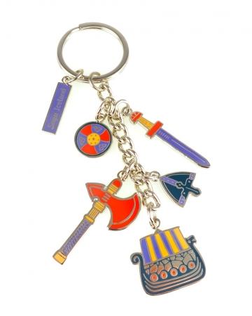 Schlüsselanhänger - Wikingerwaffen