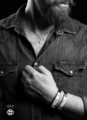 Alrún - Armband - Glück