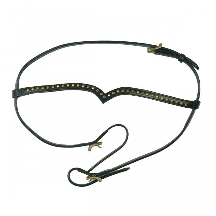 Ástund Isländer Kopfstück V-Form Schmuck Stirnband