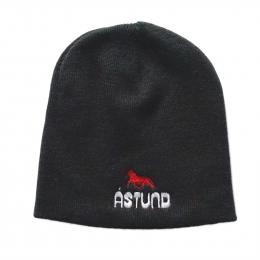 ÁSTUND Strickmütze - One size - schwarz