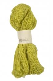 Islandwolle - Einband - Grün-Gelb - W21