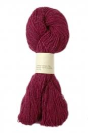 Islandwolle - Einband - Fuchsia - W04