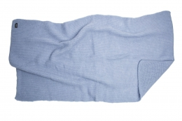 Varma Wool Blanket - blue