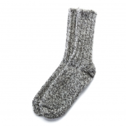 VARMA Icelandic Wool rag socks - grey