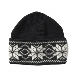 VARMA 033 Wool hat - black