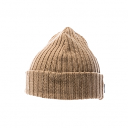 VARMA 036 icelandic wool beanie - brown