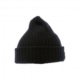 VARMA 039 icelandic wool beanie - black