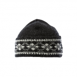VARMA 040 icelandic wool hat - grey