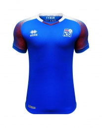 Fußball Trikot Isländische Nationalmannschaft