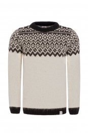 Pull en laine homme - Col rond - Manches longues