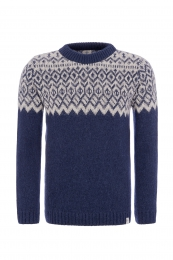 Wool Jumper - Blue