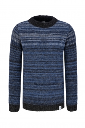 KIDKA 131 Unisex Pullover - black-blue