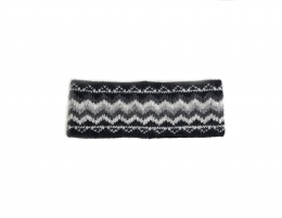 VARMA 075 headband - black-grey-white