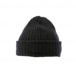 VARMA 078 icelandic wool beanie - dark grey
