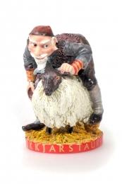 Isländischer Weihnachtsmann - Stekkjarstaur