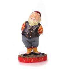 Isländischer Weihnachtsmann - Stúfur