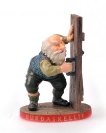 Isländischer Weihnachtsmann - Hurðaskellir