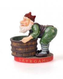 Isländischer Weihnachtsmann - Skyrgámur