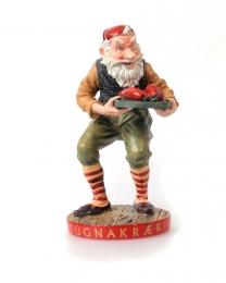 Isländischer Weihnachtsmann - Bjúgnakrækir