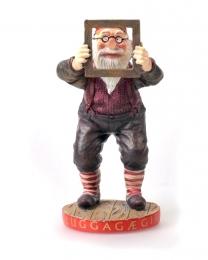 Isländischer Weihnachtsmann - Gluggagægir