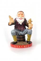 Isländischer Weihnachtsmann - Kertasníkir