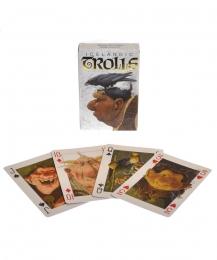 Island Spielkarten - Trolle