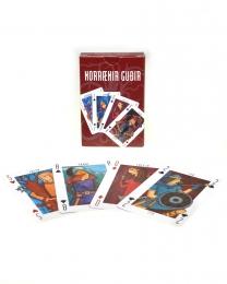 Spielkarten - Nordische Götter - Mythologie