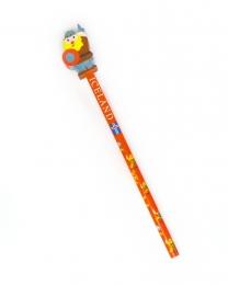 Bleistift mit Wikinger Radiergummi