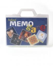 Kartenpaare finden - Gedächtnisspiel - Island Memo Spiel