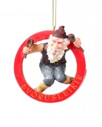 Baumschmuck - Isländischer Weihnachtsmann - Þvörusleikir