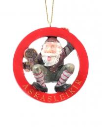 Baumschmuck - Isländischer Weihnachtsmann - Askasleikir