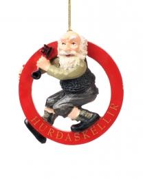 Baumschmuck - Isländischer Weihnachtsmann - Hurðarskellir
