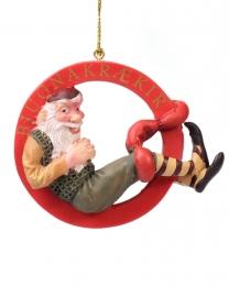Baumschmuck - Isländischer Weihnachtsmann - Bjúgnakrækir