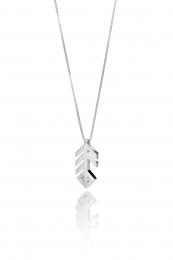 Alrún - Silberkette mit Anhänger - Musik