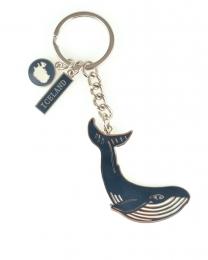 Schlüsselanhänger - Wal