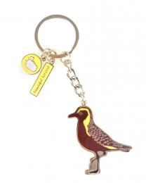 Schlüsselanhänger - Goldregenpfeifer
