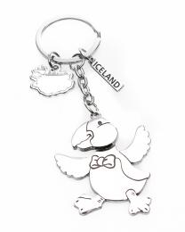 Schlüsselanhänger - Schwingender Papageientaucher