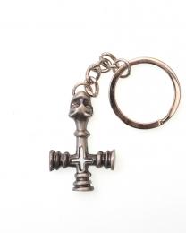 Schlüsselanhänger - Thors Hammer - Kreuz