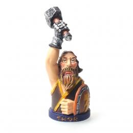 Thor - Resin Figur Serie - Nordische Götter