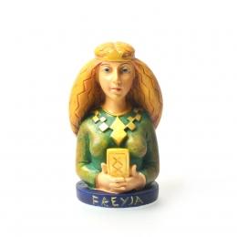 Freyja - Resin Figur Serie - Nordische Götter