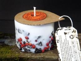 Railis Design - Duftkerze 4cm - Icelandic Candle Lava stones