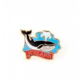 Anstecker - Pin - Wal